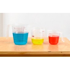 Measuring Jugs Set (250ml, 500ml & 1000ml)