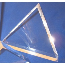 Giant Acryilic Prism - Equilaterial Triangle