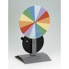 Newton's Colour Disc - Belt Spin Model